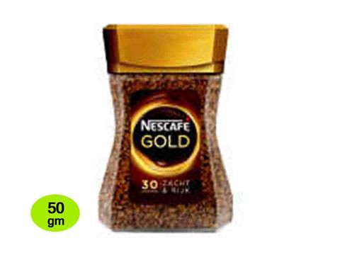 Nescafe Gold Blend Instant Coffee Jar 50 gm