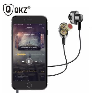 QKZ KD2 Earphone(Dual Driver)