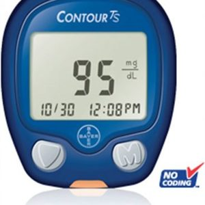 CONTOUR TS Blood Glucose Meter