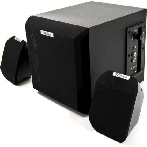 Edifier X100B (RMS 10 Watt Output 2.1 Home Audio Speaker)
