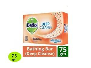 Dettol Soap Deep Cleans 75 gm