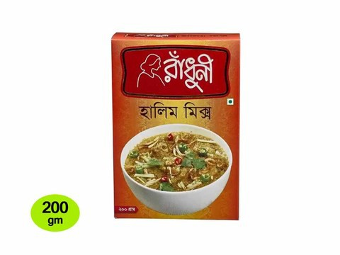Radhuni Haleem Mix 200 gm