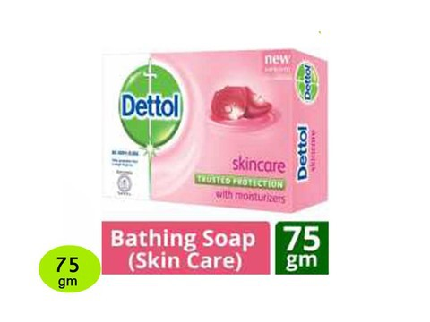 Dettol Soap Skin Care 75 gm