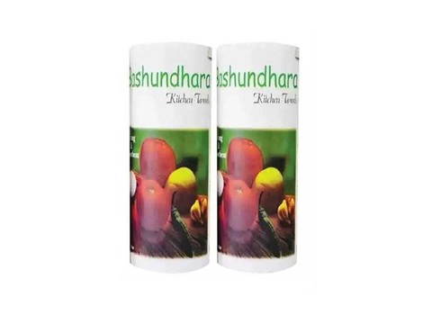 Bashundhara Kitchen Towel - 2 Rolls