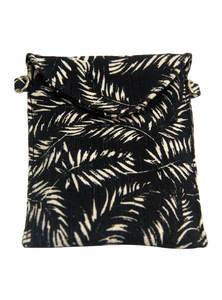 Black Russian Grey Mobile Bag