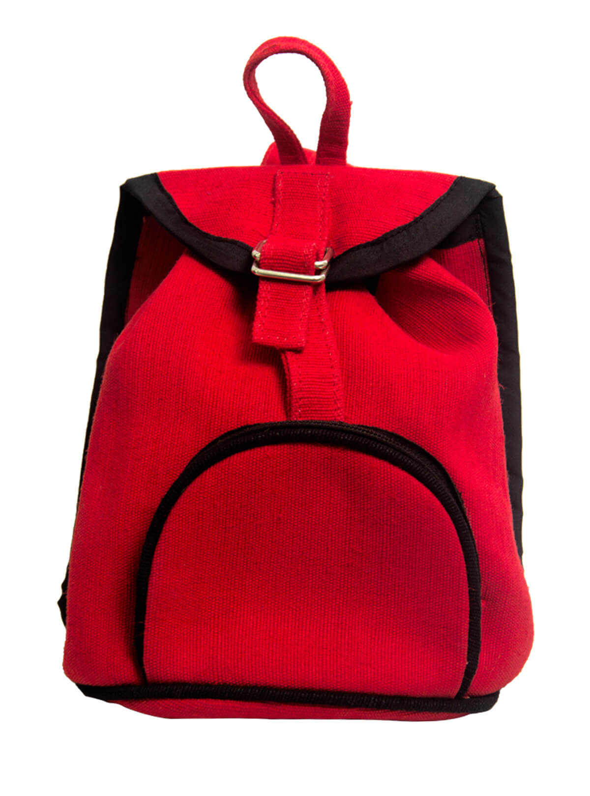 Carmine Red Baby Bag