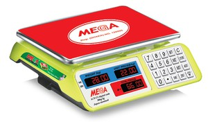 Mega Digital weight scales 1gm to 30kg