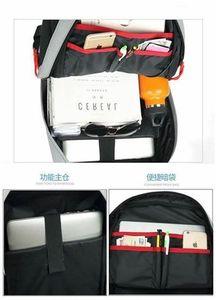 F-1 smart Bagpack with usb port