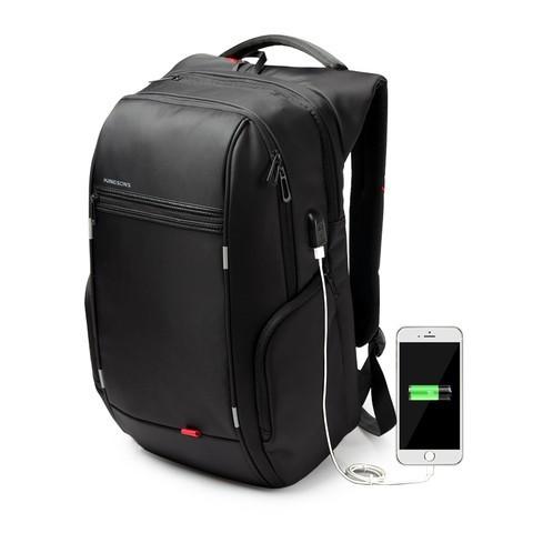 Kingsons Water Resistant Laptop Backpack