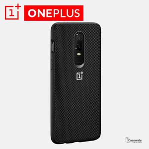 OnePlus 6 Nylon Bumper Protective Case