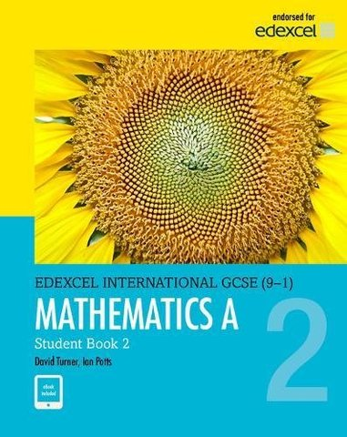 Edexcel International GCSE (9-1) Mathematics A Student Book 2