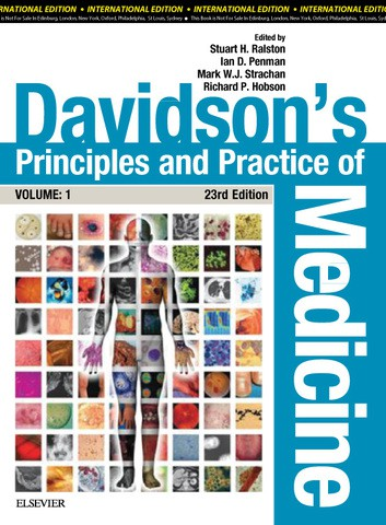 Davidson's Principles and Practice of Medicine:VOLUME: 1, 2