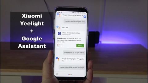 Xiaomi Yeelight Smart LED Bulb v2