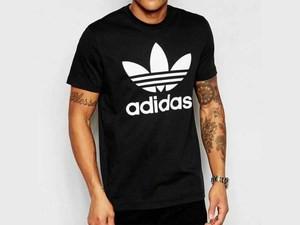 Adidas T-Shirt (Black)