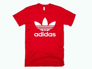 Adidas T-Shirt (Red)