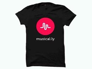 Musically T-Shirt (Black)