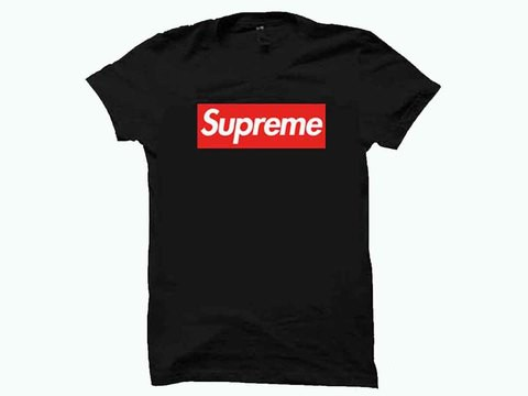 Supreme T-Shirt (Black)