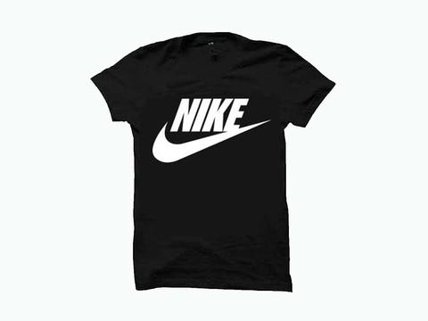 Nike T-Shirt (Black)