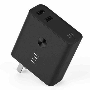XIAOMI ZMI 6500mAH Power Bank Charger Adapter