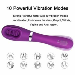 Lovebite Heating G-spot Dildo Vibrator Clitoris Stimulator Pussy Massage Nipple Sucker Erotic Toys For Adults