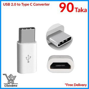 Converter (USB 2.0 to TYPE C)