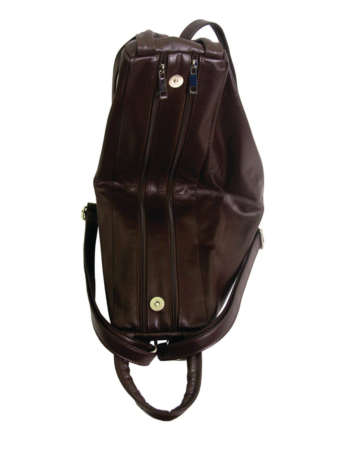 Woody Brown Ladies Backpack