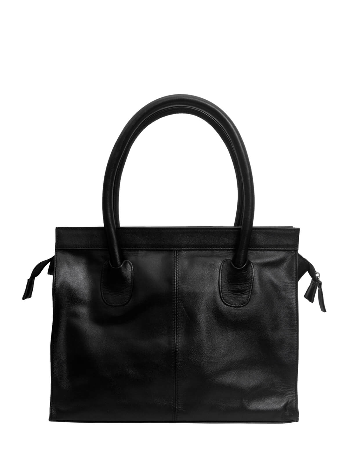 Black Chain Ladies Bag