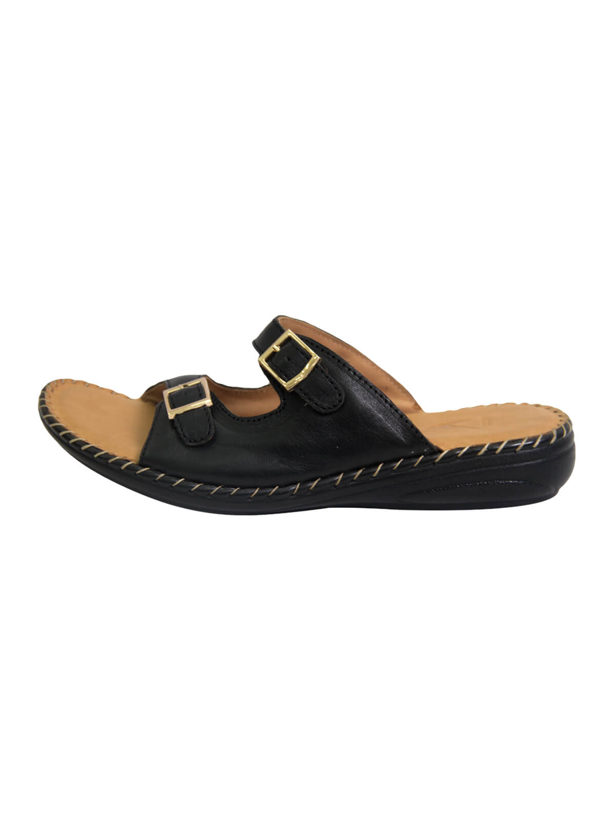 Black Ladies Sandal