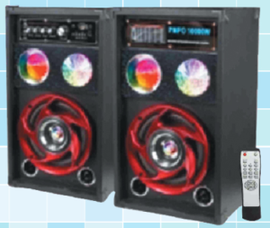 SuperMax 2.0 Speaker SM-105