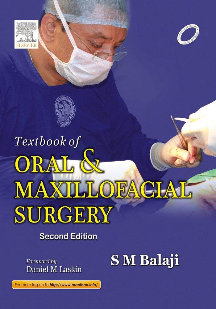 Textbook Of Oral And Maxillofacial Surgery Neelima Anil Malik Pdf