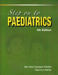 Steps on to Paediatrics 4th edition