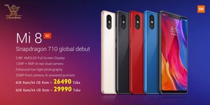 Xiaomi - Mi 8 SE