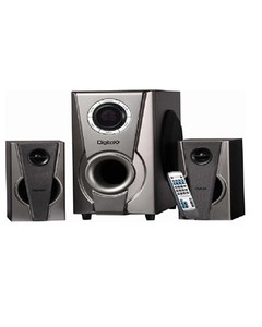 DIGITALX 908 BT (2:1 MULTIMEDIA SPEAKER)