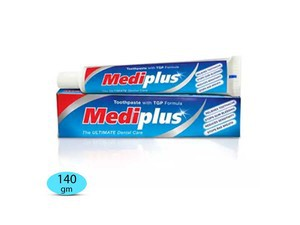 Mediplus Toothpaste 140 gm