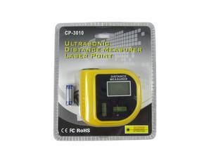 Ultrasonic Distance Measurer Meter CP-3010 Handheld Laser Rangefinders