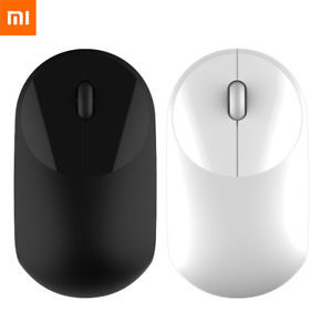 XIAOMI MI WIRELESS MOUSE YOUTH EDITION WITH BATTERY  ( BLACK/WHITE)