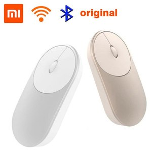 XIAOMI MI BLUETOOTH WIRELESS MOUSE  ( GRAY/SILVER/GOLD)