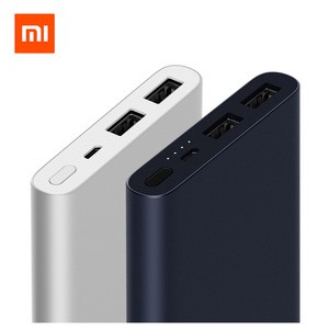 XIAOMI 10000mah POWERBANK V2i  (DUAL PORT)