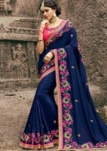 Weight Less Georgette saree