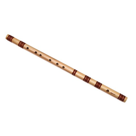 G Natural Base Bansuri Flute 25 inches