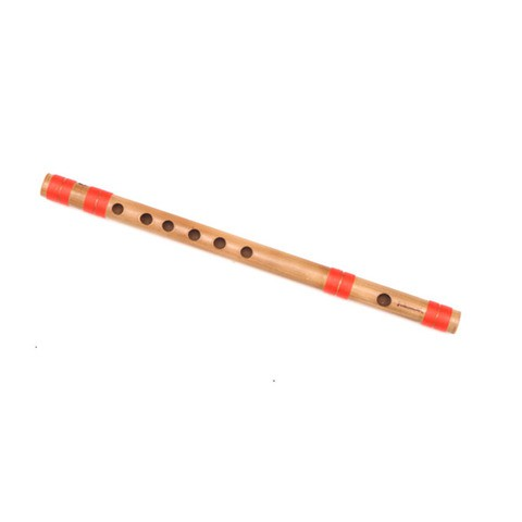 F Sharp Medium Bansuri  Flute 13.5 inches