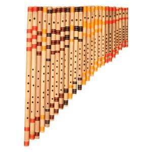 Professional Full Set Bansuri Flute With Free Hard Case