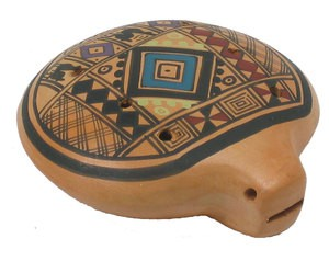 Atlas Inca Ocarina