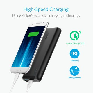 Anker PowerCore Speed 20000 mAh Power IQ (18 Months Official Warranty)