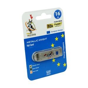 TEUTONS METALLIC KNIGHT 16GB USB FLASH DRIVE