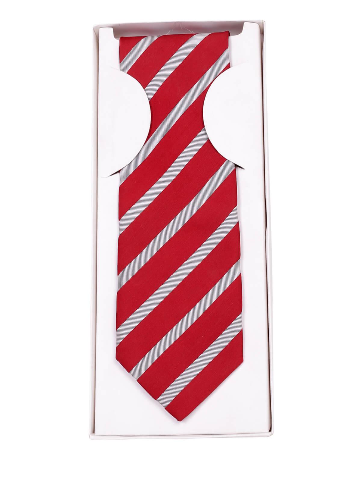 Red General Tie