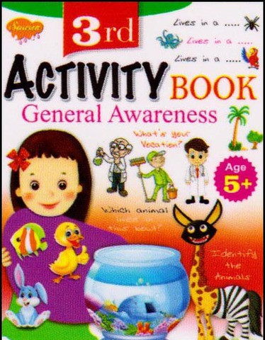 3rd Activity General Awarness (5+)