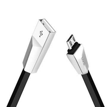 Hoco X4 Alloy Rhombic Cable(Micro USB/Type-C)