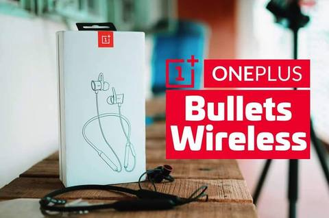OnePlus Bullets Wireless headset