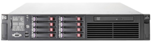 HP Proliant DL380 G6 SERVER